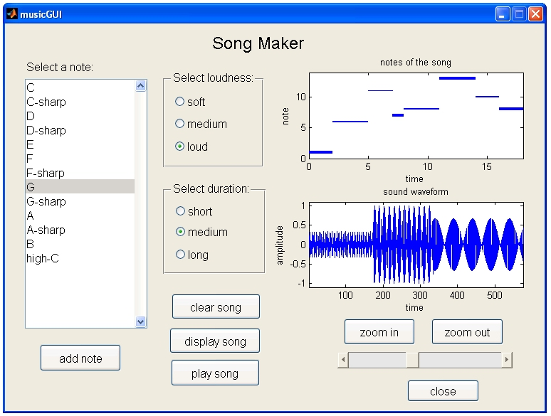 How to Create a GUI with GUIDE - MATLAB Tutorial