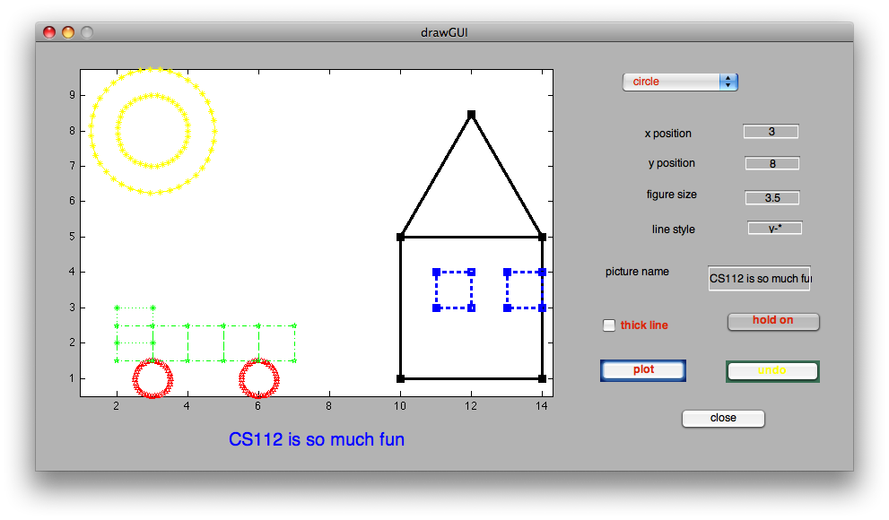 Drawing Lines Matlab : Watch online matlab gui graph plot in english with